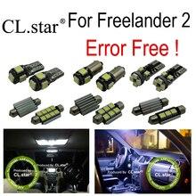 17pc nice canbus error free interior led light dome bulb side light for Freelander 2 LR2 (2006-2013)