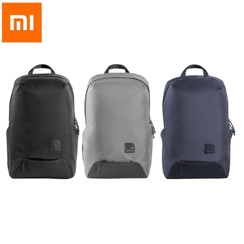 Original Xiaomi Leisure Sport Bag Travel Backpack 23L Durable IPV4 Waterproof Outdoor Shoulder Bag 3 Colors