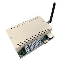8 כנופיית רשת WiFi TCP IP ממסר בקרת Diy מתג מודול חכם בית אוטומציה מרחוק בקר אבטחת אזעקה על ידי kincony