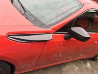 Fit for  TOYOTA GT86 Subar u BRZ   Carbon fiber car mirror