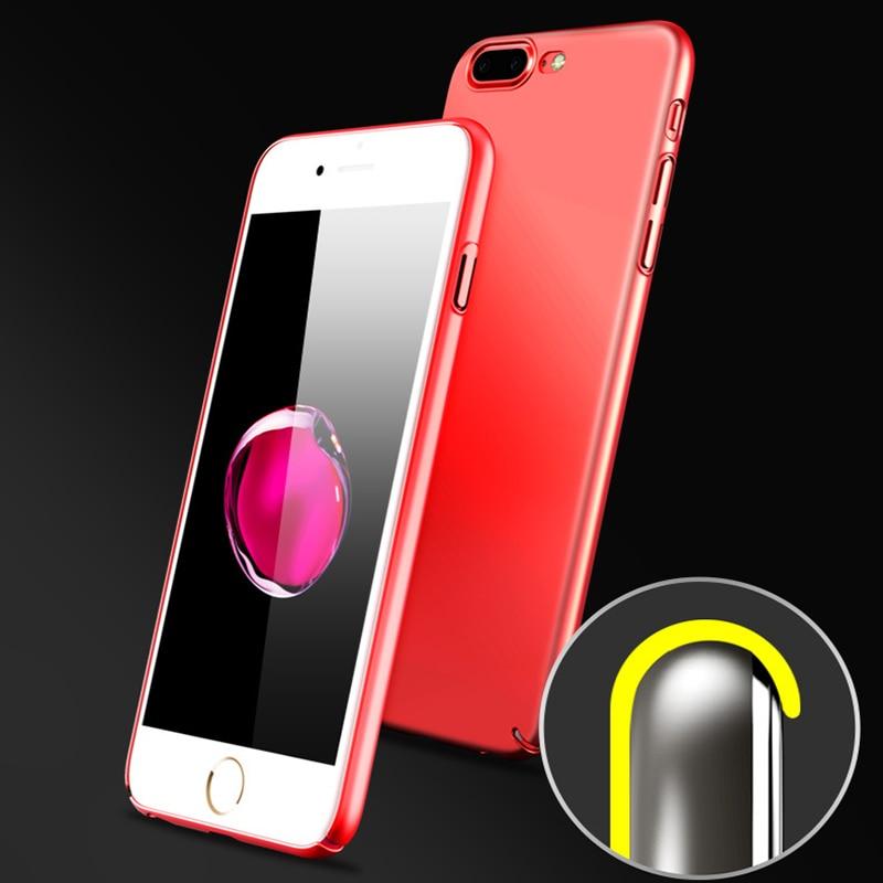 Kasus Telepon mewah Untuk iPhone 7 6 6 s 5 5 s se s TISKE Ultra Tipis - Aksesori dan suku cadang ponsel - Foto 4