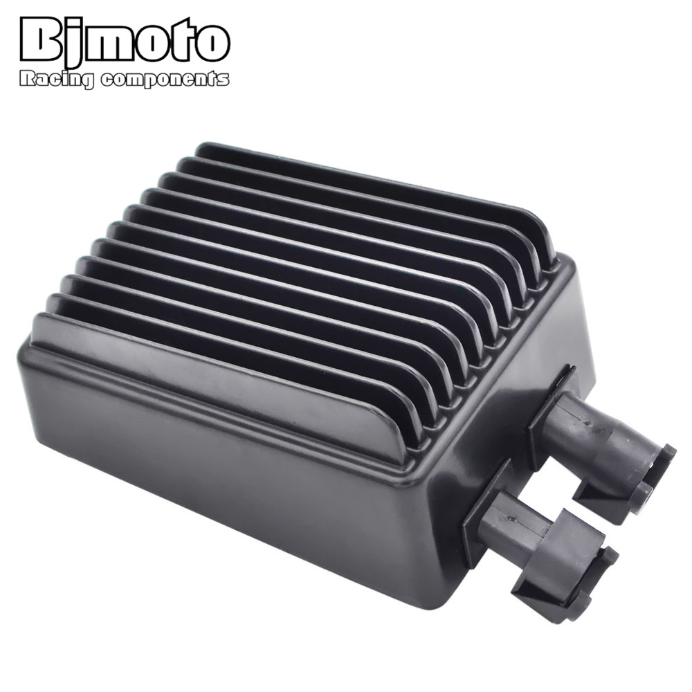 BJMOTO Motorcycle Metal Voltage Regulator Rectifier Motorbike For Harley VO Extreme gliding Limited 2014-2016 voltage regulator rectifier for polaris rzr xp 900 le efi 4013904 atv utv motorcycle styling
