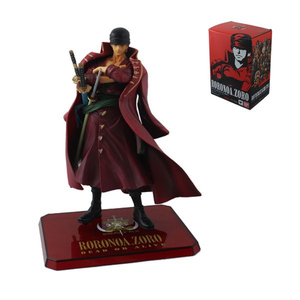 New Janpanese Anime One Piece Film Z Roronoa Zoro PVC Action Figure Toy Zoro Model Collections toy gift doll 14cm #047 anime one piece dracula mihawk model garage kit pvc action figure classic collection toy doll