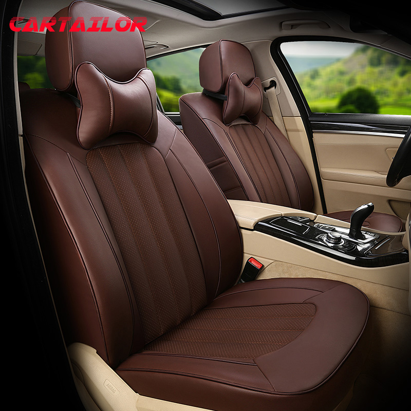 CARTAILOR Car-Seat-Cover Supports Grand Hyundai for Santa Fe Cars Cars