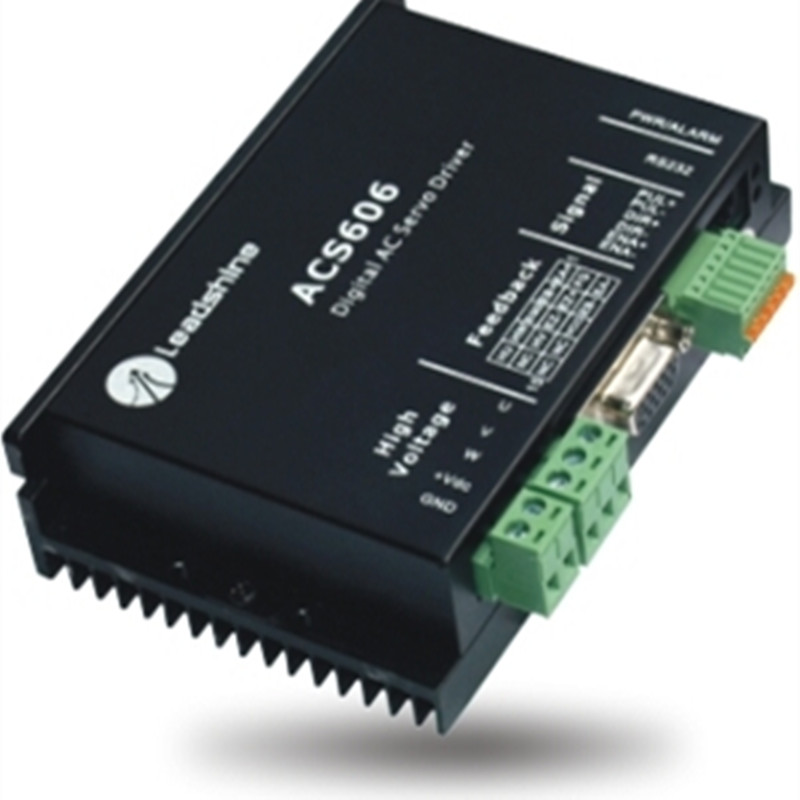 Leadshine Servo Motor Drive ACS606 for Xenons X8126 Eco-solvent Printer xenons nes 100 48 power supply x8126 eco solvent printer