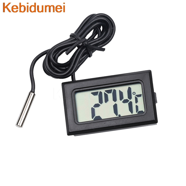 Thermometer Elektronische Digital LCD Display 50 ~ 110 Grad ...