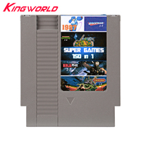 High Quality 150 In 1 Game Cartridge For NES 72 Pins 8 Bit With Free Dust