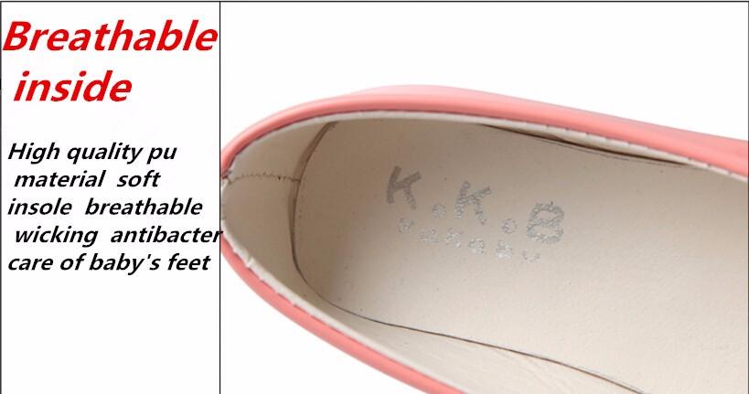 girl leather shoe-39