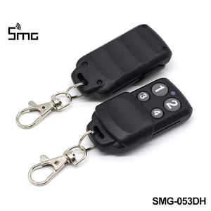 Image 5 - Doorhan remoto 433.92mhz transmissor 2 4 pro doorhan controle de porta rolamento código controle remoto 4ch chave para barreira