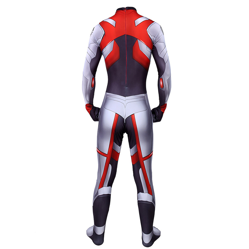 BINTUOSHI Avengers Endgame Warsuit Compression Suit Trainning and Exercise Sets Fitness BodyBuilding Clothing in Trainning Exercise Sets from Sports Entertainment
