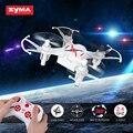SYMA X12S 4CH 6 Axis Gyro 2.4 GHz Helicóptero de Control Remoto 360 Eversión Nano Quadcopter de interior fácil Mini Drone Headless Modo juguete