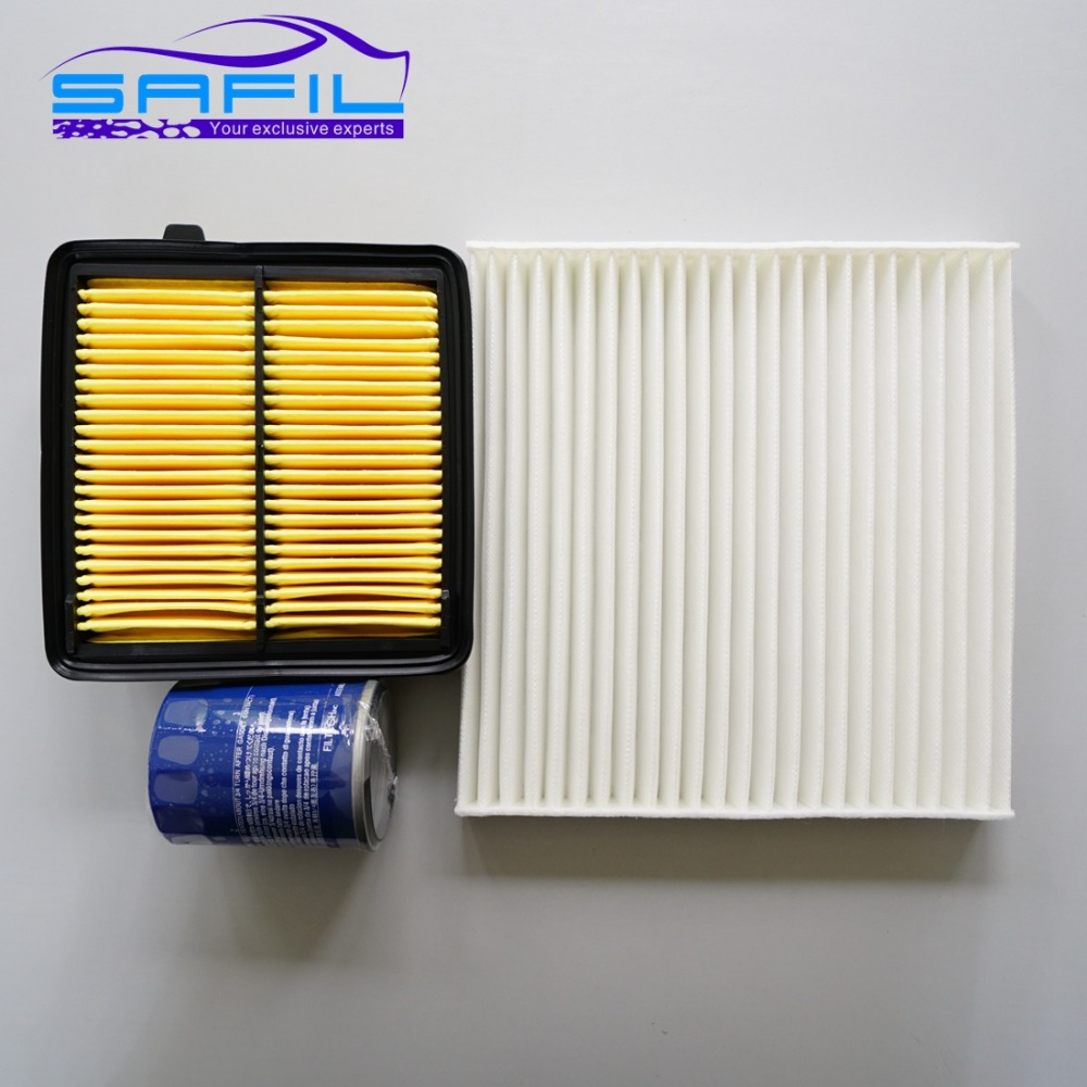 Air filter cabin filter for 2009 2012 honda fit china