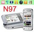 Original nokia n97 32 gb abrió el teléfono móvil 3g wifi 5mp gps smartphone & garantía de un año