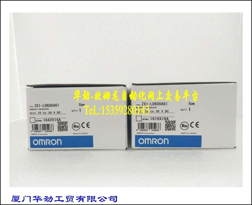 ZX1-LD600A61 OMRON Intelligent Sensor New Original Genuine SpotZX1-LD600A61 OMRON Intelligent Sensor New Original Genuine Spot