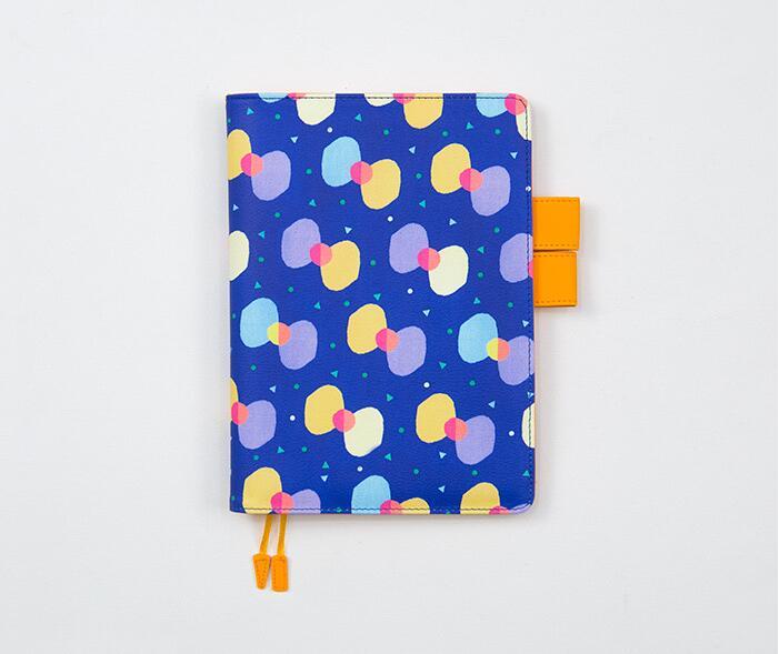 Kawaii мульти-кольори 2017 порядок PU шкіра 207 сторінок A5 A6 DIY щоденник подарунок подарунок безкоштовна доставка