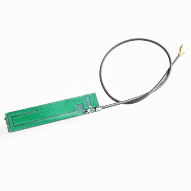 WIFI 2.4G 3dbi PCB antenne IPX IPEX WLAN ordinateur portable Bluetooth Zigbee Module sans fil SIM900 SIM800L SIM908 SIM800C