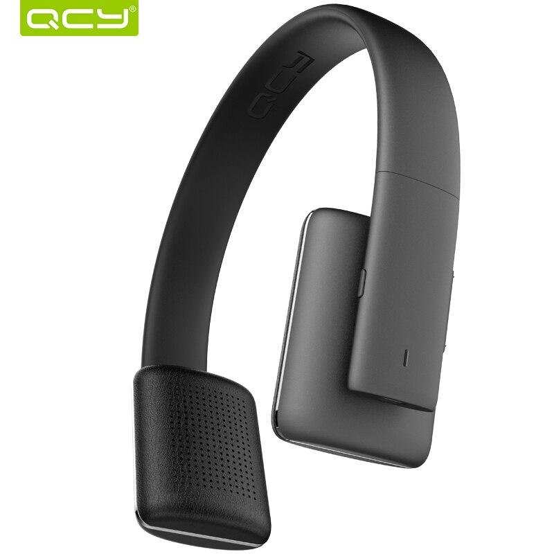 QCY QCY50 a cancellazione di rumore cuffie HIFI senza fili bluetooth 4.1 cuffie 3D stereo auricolare con Microfono per tutti bluetooth