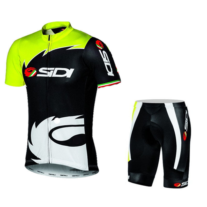 NEW Cycling team jersey bike shorts set Ropa Ciclismo mens summer pro cycling wear ride maillot Culotte customize clothes polyester summer breathable cycling jerseys pro team italia short sleeve bike clothing mtb ropa ciclismo bicycle maillot gel pad