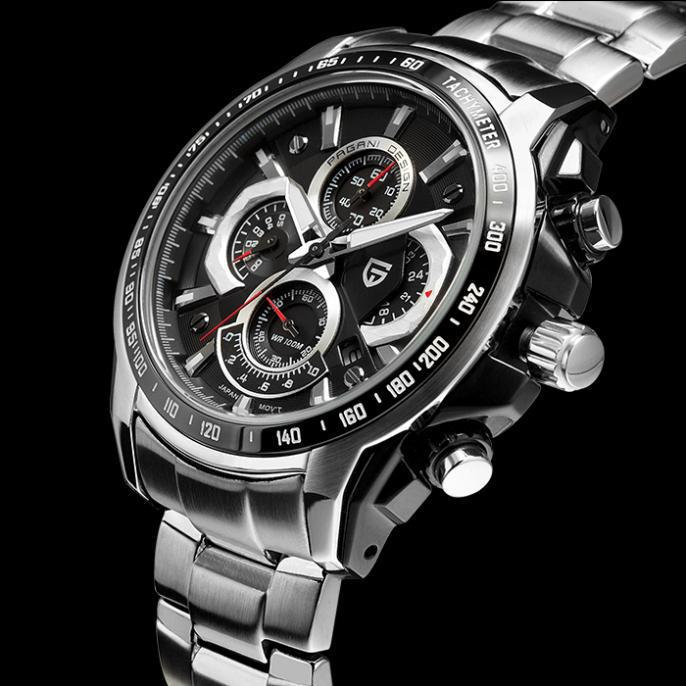 aliexpress com buy pagani design men stainless steel watches aliexpress com buy pagani design men stainless steel watches quartz watch waterproof 30m cx 0005 from reliable watch original suppliers on jy watch world