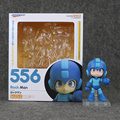 """4 """"10 cm Movie Game Megaman Rockman PVC Action Figure Classic Educación Ensamblar Juguetes Brinquedos para Las Muchachas Del Muchacho"""