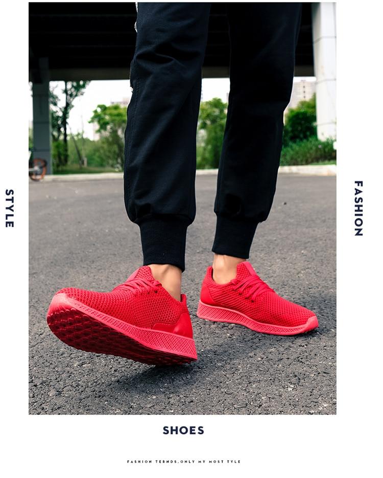 5 Hommes k18 k17 Tricoté Confortable Mâle 7 red black gray 10 Respirant k18 k18 Mode red K17 gray Chaussures Lacets Mouche Décontractées black k17 À Unn Taille Automne Large txsdChrQ