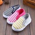 Niños shoes niños niñas lona casual shoes primavera/otoño/verano zapatillas de deporte mocasines niños niños zapato