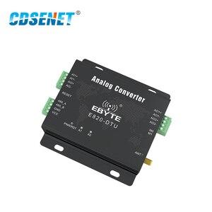 Image 3 - E820 DTU Module dacquisition analogique Modbus RTU 433MHz 1W RS485 2 canaux convertisseur de contrôle sans fil
