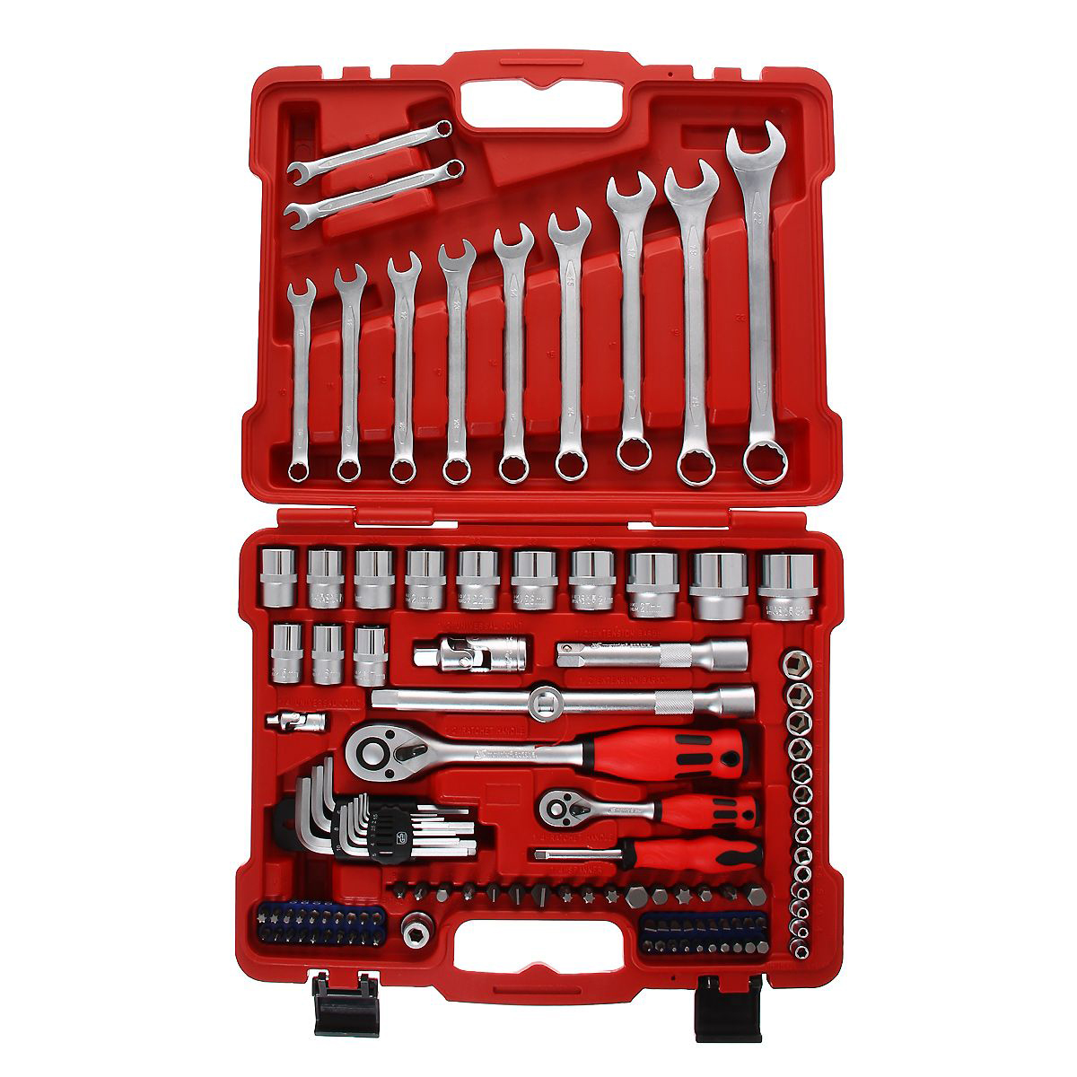 Hand tool set MATRIX 13586
