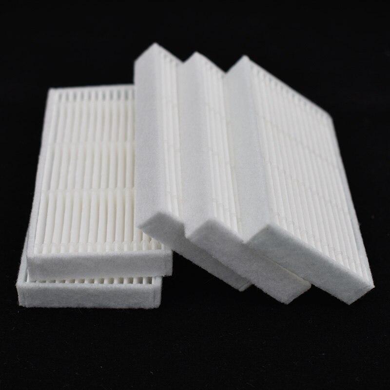 5Pcs Cleaning Dust Filter For Proscenic 780T 790t COCO SMART SUZUKA Snow Leopard KAKA Polar Bear Filters Parts