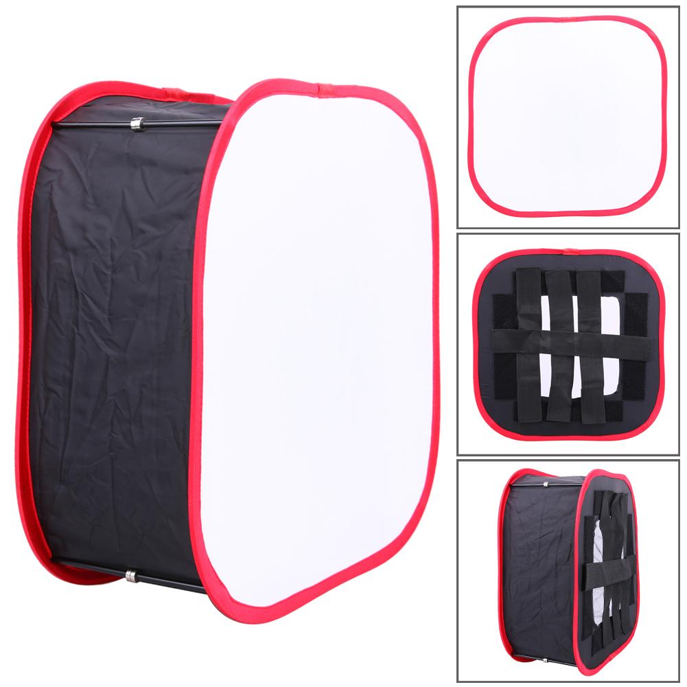 Prix pour Flash softbox diffuseur pour yongnuo yn600l ii yn900 yn300 yn300 iii air led vidéo lumière panneau pliable portable doux filtre
