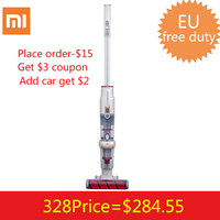 [EU Free Duty] xiaomi JIMMY JV71 Vertical Vacuum Cleaner Cordless Handheld Vacuum Cleaner 18000Pa 0.5L HEPA