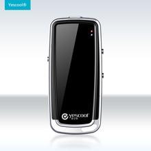 Yescool A30 8 ГБ мини HD DV видеокамера междугородной снижение шума Ультра-длительным Временем ожидания Профессиональный голос рекордер