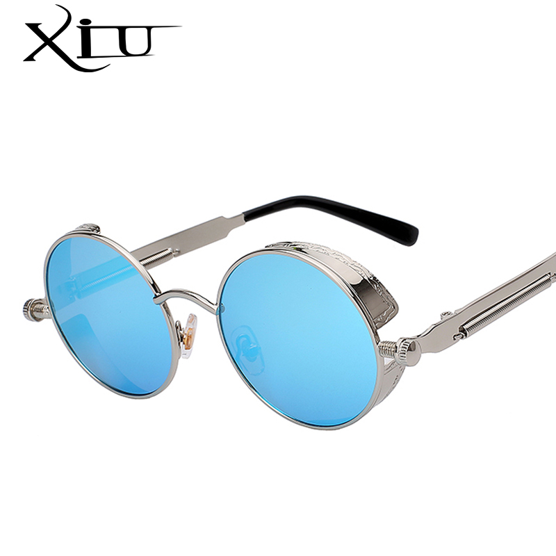 Gothic Steampunk Mens Sunglasses
