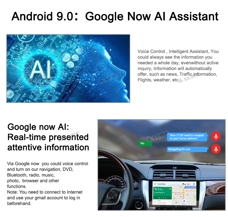 Android 9.0 VW PASSAT TIGUAN Golf 7 2 Din GPS DVD DAB + 64