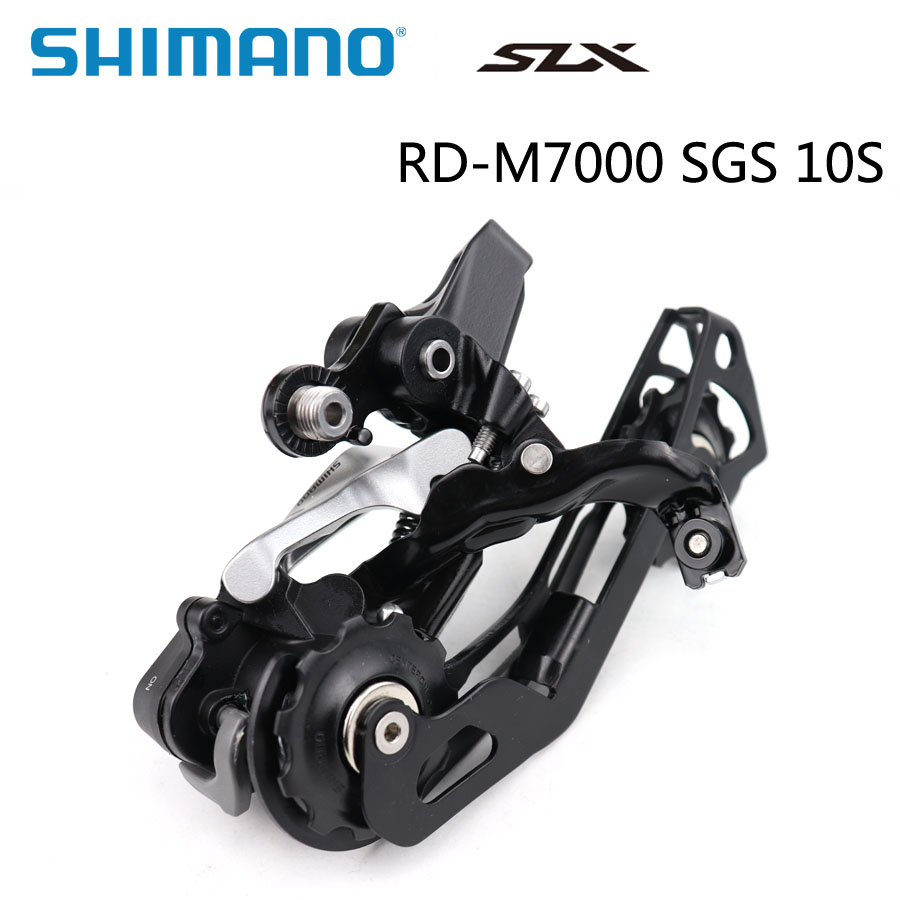 SHIMANO SLX RD M7000 10S 11S Rear Derailleur GS 11s SGS 10s Shadow MTB bike Rear