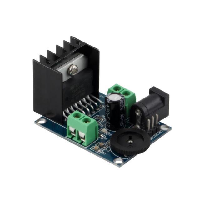 Promotion 1 PC Nouveau DC 6 à 18 V TDA7297 Amplificateur de Puissance Module Double Canal 10-50 W En Gros