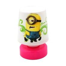 Children's Minions LED Desk Lamp