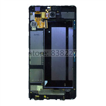 Pantalla Display Digitizer for LG Zero H650 H650E H650K LCD display Touch Digitizer screen with frame Complete LCD Replacement