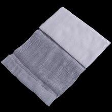 1,5 ярдов Белый хлопок марля сыра терка для кухни инструменты муслин марли Ткань масла сыра оберточная ткань
