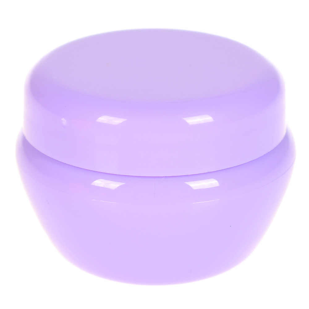 30ml Cosmetics Jar Box Makeup Cream  Cosmetic Bead Storage Pot Container Round Bottle Portable Plastic Case drop shipping