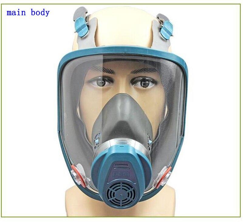 1 шт. черная маска для лица с защитой от пыли для здоровья и езды на велосипеде респиратор унисекс маски для лица, маска для рта и фитнеса - 2