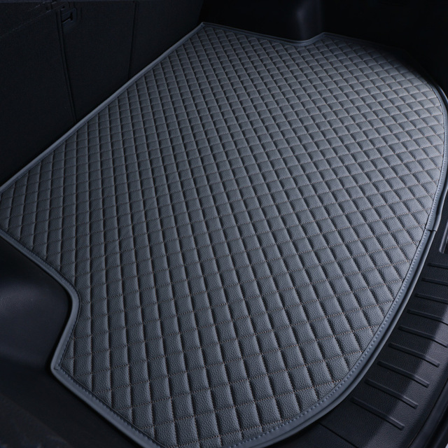 Leather Trunk Mat For Acura MDX RDX ZDX RL TL ILX TLX CDX