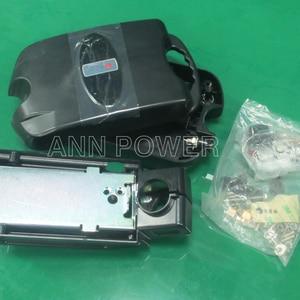 Image 2 - Ücretsiz kargo 36V lityum pil kutusu e bike pil kutusu 36V küçük kurbağa pil kutusu/vaka dahil değildir pil