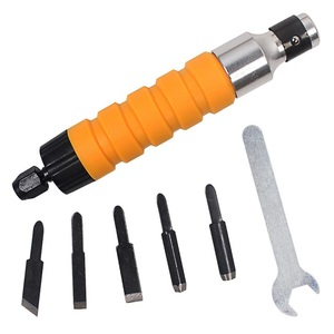 7pcs Electric chisel Carving T