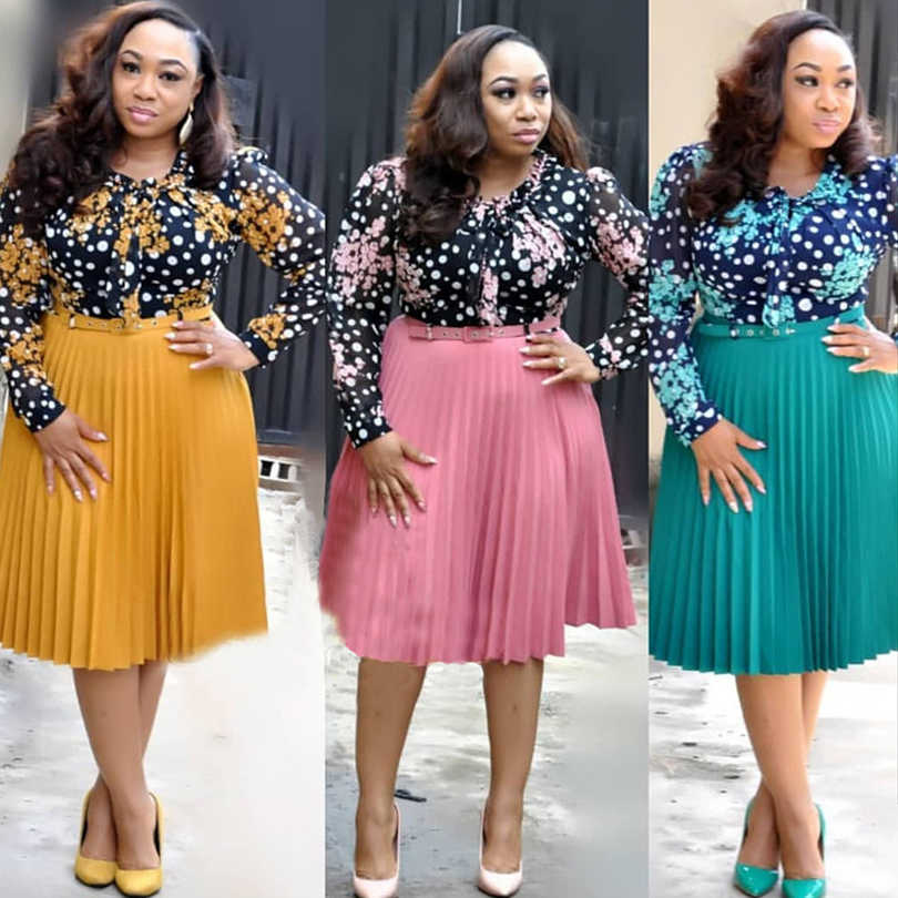 2019 New Fashion Bazin Sexy Succunct African Tranditional Famous Print Dashiki Dress For lady for slim women