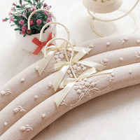 Wedding Hanger Personalized Rustic Wedding Dress Hanger Cloth Wood Bridal Shower Gift Hanger Rack For Clothes