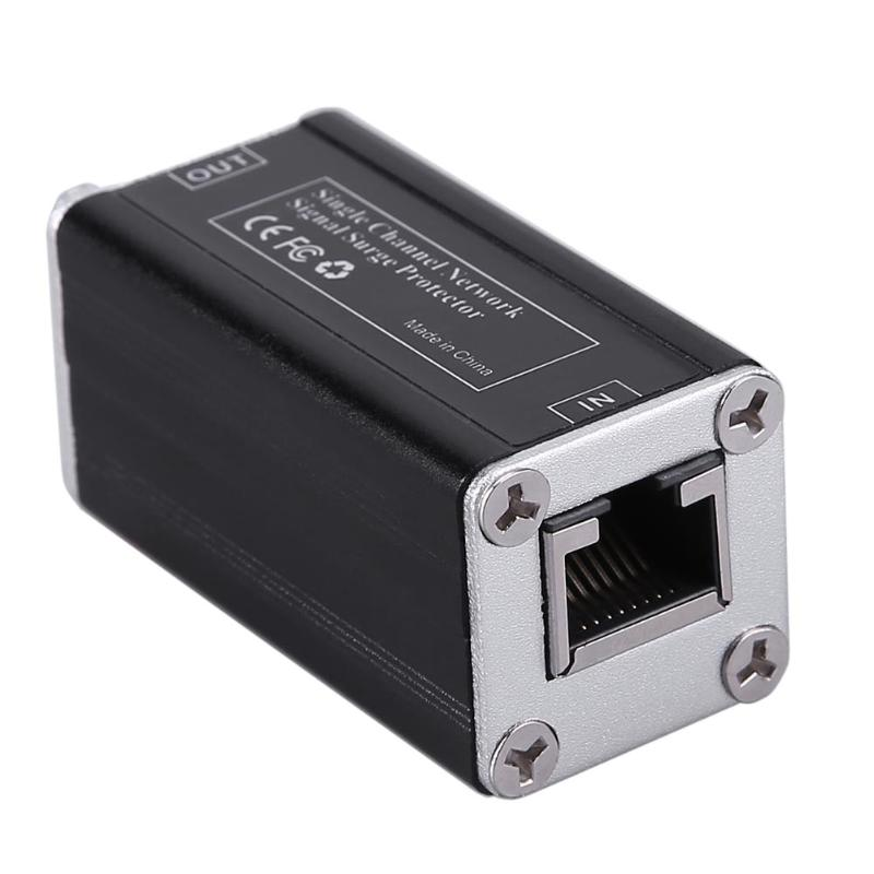 RJ45 Female to Female Network SPD Connector Adapter Coupler Extender Plug Network Cable Extension Connector bnc female to rj45 network testing cable black