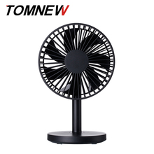 ФОТО tomnew usb desk fan mini silent desktop electrical portable table stand fan air cooling conditioner for home office