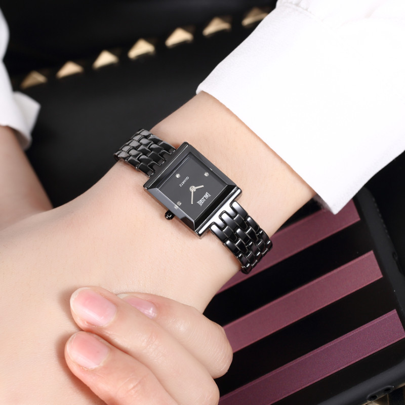DALISHI Brand Ladies Watches Women Fashion Dress Quartz Watch Girl Charm Fashion Bracelet Hour Square Dial Clock Reloj Mujer dalishi brand ceramic ladies charm watch fashion casual reloj mujer quartz watches fashion business male clock montre homme