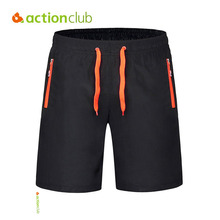 Actionclub Men Beach Shorts Quick Dry Pluz Size Summer Style Short Bermuda Masculina Brand Wim Surf Male Short Board Wear SW1287